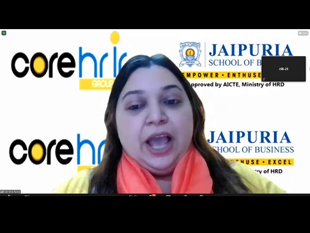 Core HR IR Live Stream-PARISAMVAAD VIRTUAL CONCLAVE 2020 Session II