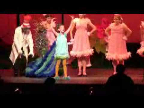 Gertrude McFuzz - Seussical The Musical - (Gracie Vaughan) - 3 Musical Songs