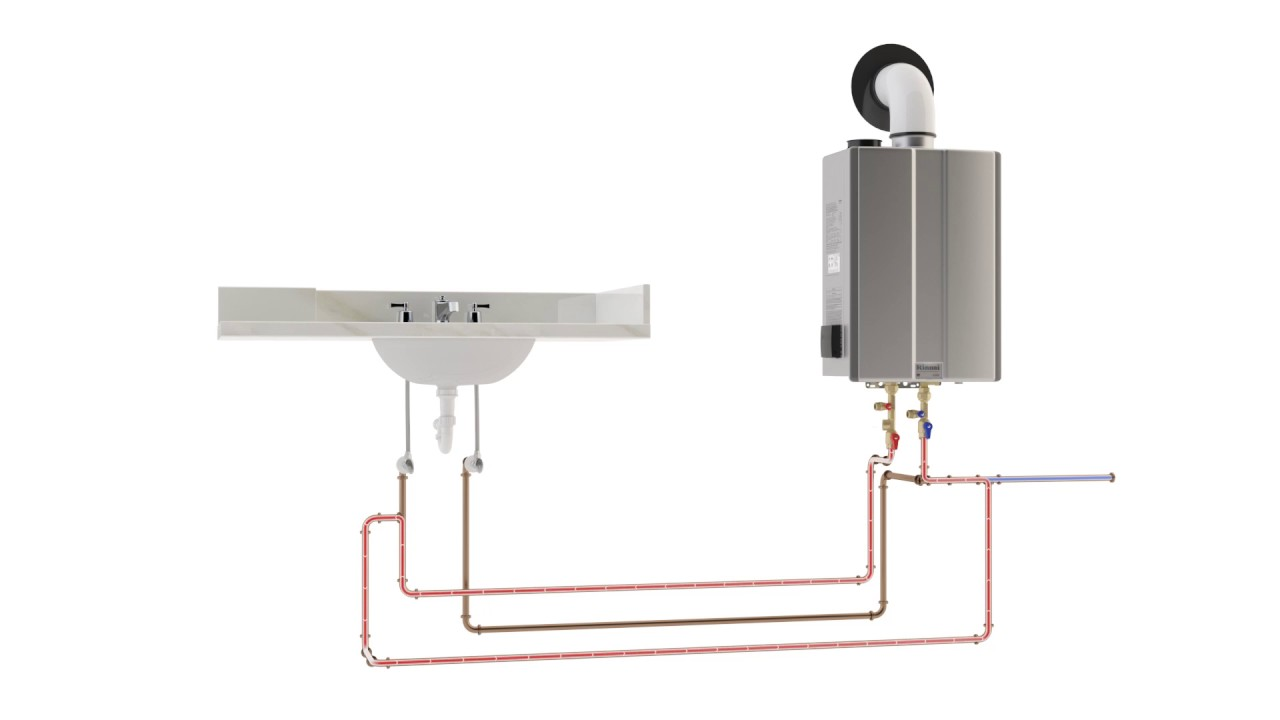 Faster Hot Water On Demand Heaters Rinnai