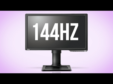 "Mejor monitor para jugar CSGO BenQ ZOWIE XL2411 144Hz 24"" Monitor e-Sports - Unboxing y review!"