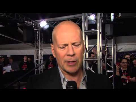 A Good Day to Die Hard  NY Fan Event - Bruce Willis