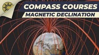 Celestial Navigation: Magnetic Declination