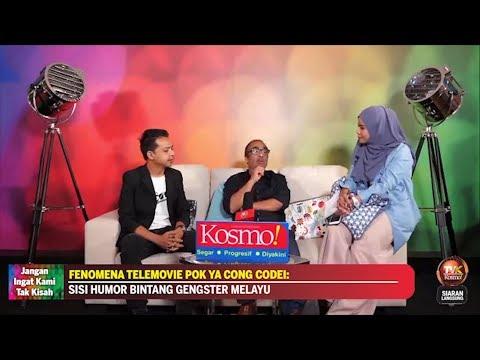 Pok Ya Cong Codei dedah rahsia jadi gengster telefilem Malaysia