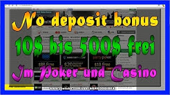 Poker Deutsch | online poker free + no deposit bonus 500$