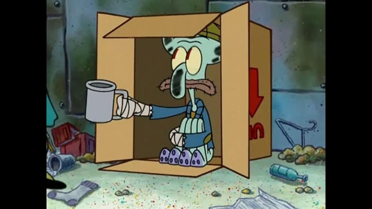 Spongebob Kiste