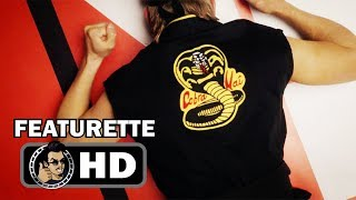 "COBRA KAI Official Featurette ""Never Before Seen Karate Kid Footage"" (HD) Youtube Red Series"