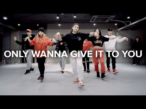Only Wanna Give It To You - Elle Varner  ft. J. Cole / Yoojung Lee Choreography