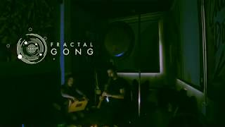 Fractal Gong en Lush Spa Madrid 2017