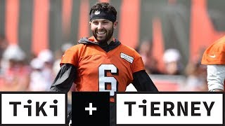 Baker Mayfield Is Laser Focused | Tiki + Tierney