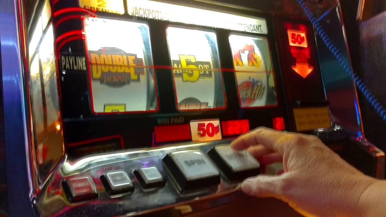 Gambling term double down