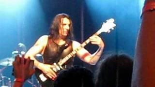 Manowar - Bass Solo - São Paulo 2010 Credicard Hall 07/05/2010.