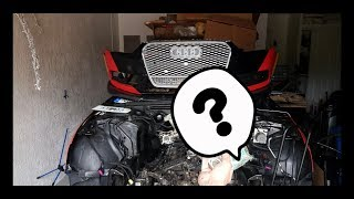 Unboxing my 2013 Audi A4 B8.5 Forged Engine Performance Mods !!!