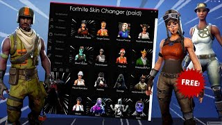 HOW TO GET *SKIN CHANGER* FOR FREE [AFTER PATCH] - FORTNITE