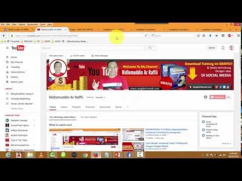 Panduan Youtube Marketing Untuk Pemula