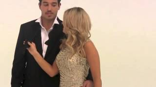 TOWIE photo shoot Danielle Armstrong and James 'Lockie' Lock