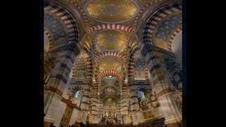 Basilique Notre Dame-Notre-Dame Basilica (Montreal)-basilique notre-dame de montréal