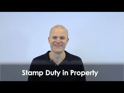 Stamp Duty in Property