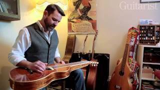 Martin Harley: beginner