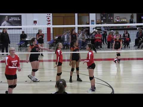 Hoisington Middle School vs Smoky Valley Middle School 8th Grade
