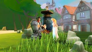 Legendary Knight Легендарный Рыцарь Новое игровое приключение для детей на Андройд