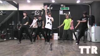 Infinite-Paradise+Be Mine (Practice Room)