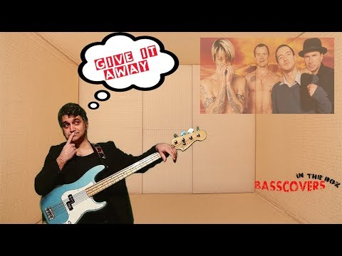 Give It Away   Red Hot Chili Peppers Bass Cover & Tabs