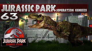 Jurassic Park: Operation Genesis - Episode 63 - Release the Carnivores
