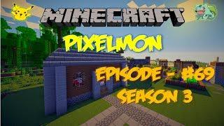 Minecraft: Pixelmon - Эпизод 69 - Интерьер магазина (Pokemon Mod)