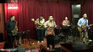 Abdul & The Coffee Theory - Jos ~ Lagi Lagi Kamu ~ PDA @ Mostly Jazz 03/05/13 [HD]