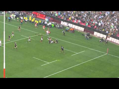 Springboks 27 All Blacks 25 | Rugby Championship @ Ellis Park, Johannesburg | Handre Pollard TRY