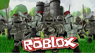 Roblox | KNIGHTS RAID VILLAGES - Imperium Roblox! (Roblox Castle Creator)