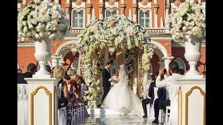 Роскошная свадьба Павла и Майи в Петровском Путевом дворце! Свадебное агентство