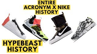 Acronym Nike History and Complete Collec... 2 weeks ago