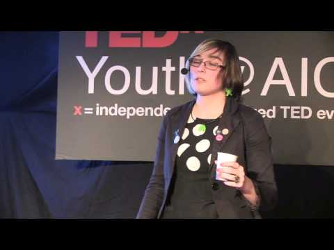 A Guide To Freelance Art | Molly Heady-Carroll | TEDxYouth@AICS