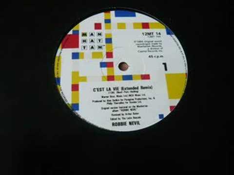 C'est la Vie Robbie Nevil Extended Mix mp3