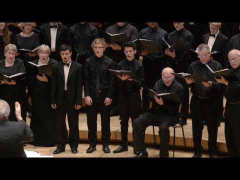 Windy City Choral Festival Highlights