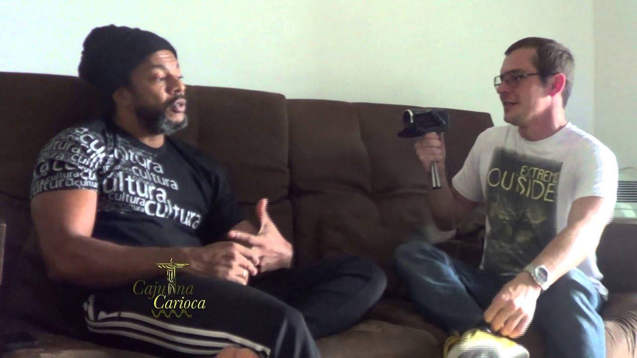 CAJUÍNA CARIOCA - NILL MARCONDES - 1 BLOCO - YouTube