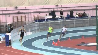 200м финал мужчины Ярославль февраль 2016г