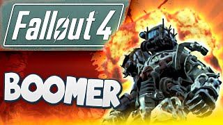 Fallout 4 Gameplay 15 - Boomer Livestream Special