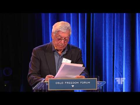 Mario Vargas Llosa - Literature, Freedom, and Power