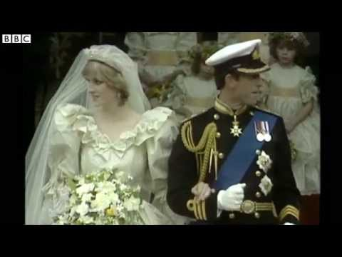 Princess Diana: Unseen pictures of 1981 royal wedding auctioned