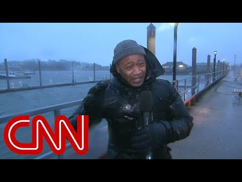 Powerful nor'easter expected to hammer coast