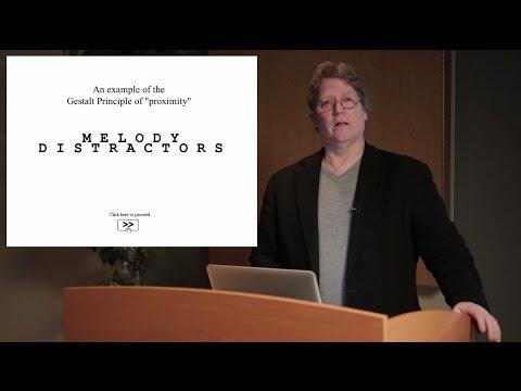 Scott Lipscomb: Music Psychology