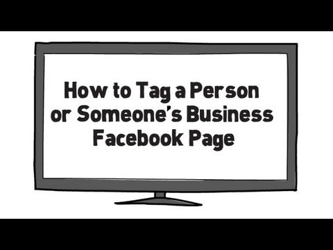 Image result wey dey for How to Tag a Business on Facebook