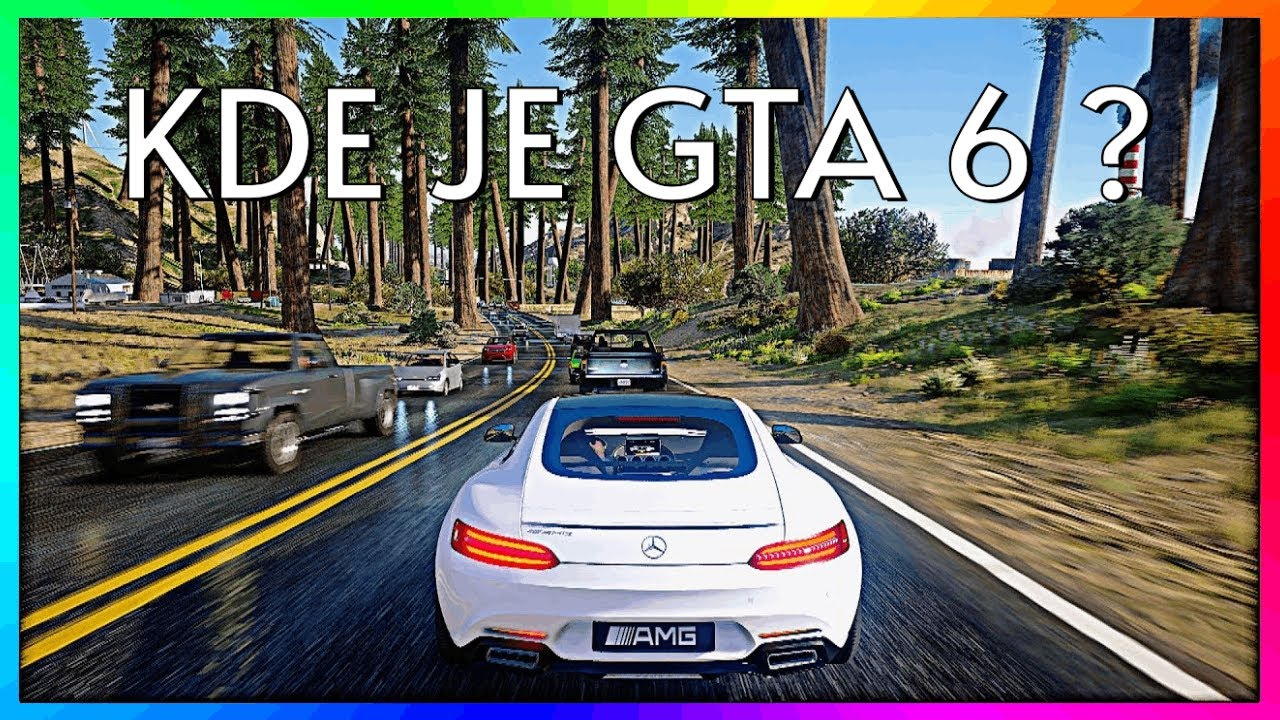 7 LET OD VYDÁNÍ GTA 5 ONLINE KDE JE GTA 6 ?