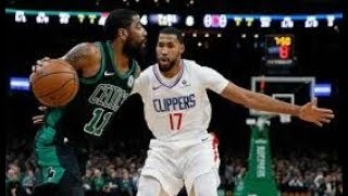 Boston Celtics vs Los Angeles Clippers NBA Full Highlights (10th February 2019)