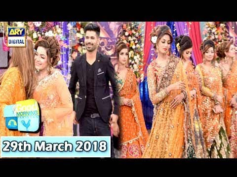 Good Morning Pakistan  - 29th March 2018 - ARY Digital Show