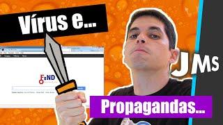 Como Remover Virus e Propagandas do Navegador