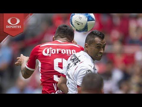 ¡Cardíaco empate! | Toluca 2 - 2 Chivas  | Apertura 2018 - Jornada 3 | Televisa Deportes