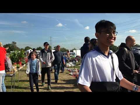 Denham Giant Car Boot Sale 2018 Youtube